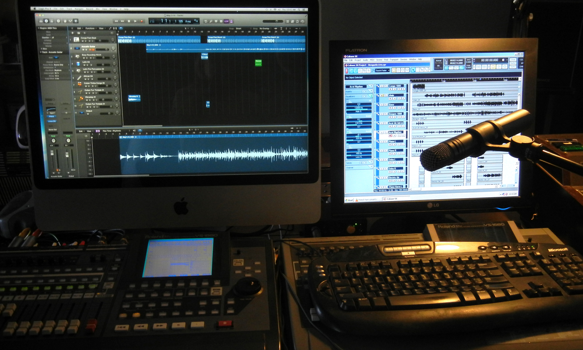 Wheatsheaf Recording Studio